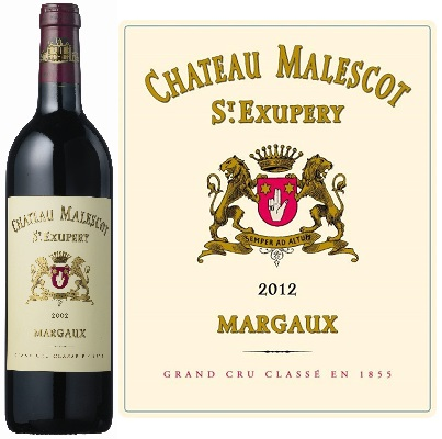 CH. MALESCOT ST EXUPERY