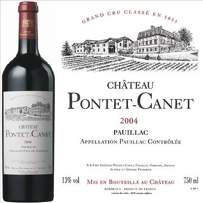 CH. PONTET CANET
